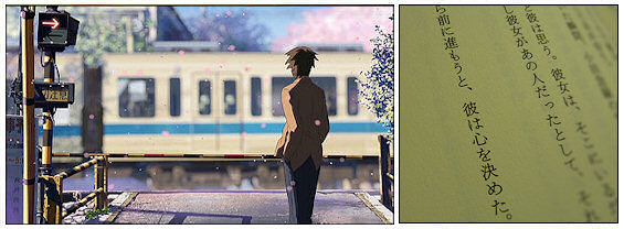 5 Centimetres per Second 8-4