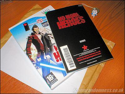 No More Heroes (PAL Version)
