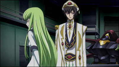 Code Geass R2 - Episode 24 | LH Yeung net Blog - AniGames
