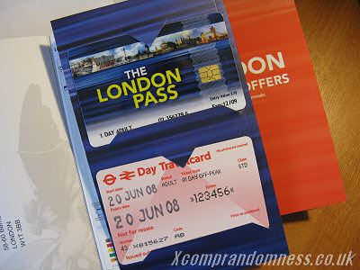 CUPONES DESCUENTO LONDON PASS