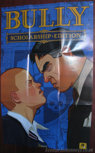Bully Scholarship Edition Review | LH Yeung net Blog - AniGames