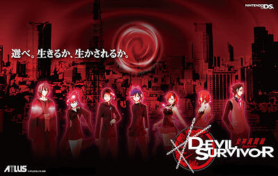 Devil Survivor for the DS.