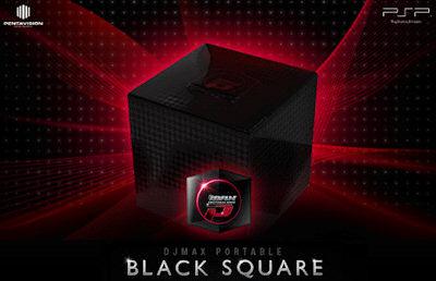 DJMP Black Square