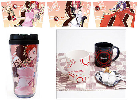 Devil Survivor goods.