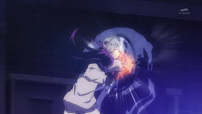 Kuro having the upperhand.