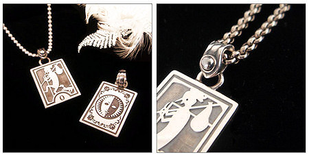The Fool Pendant