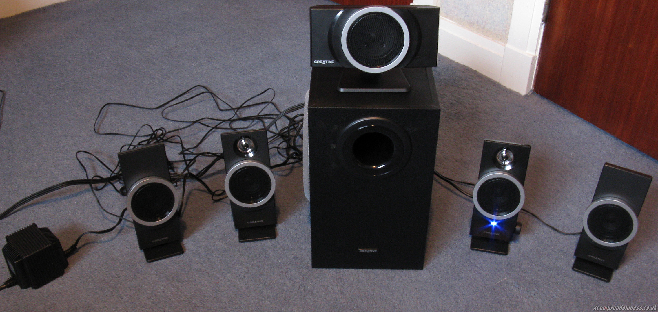Creative Inspire T6100 Speakers Review Lh Yeung Net Blog
