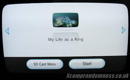 Load VC titles and WiiWare directly from SD cards.