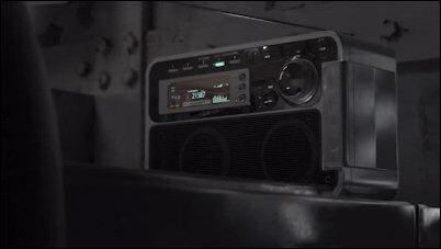 Cool radio.