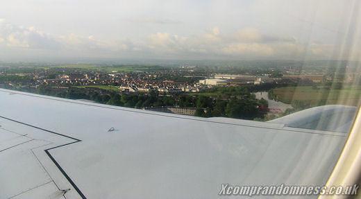 Back in Glasgow, UK.