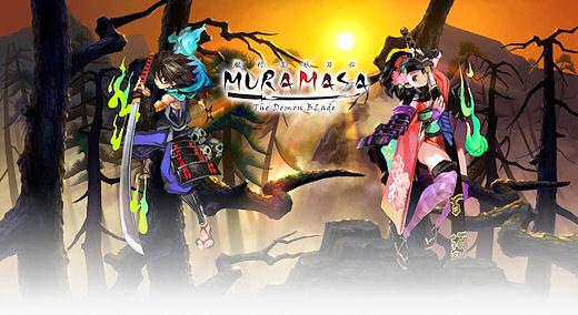 Muramasa The Demon Blade Review | LH Yeung net Blog - AniGames