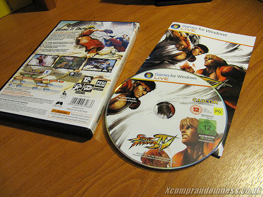 Street Fighter IV PC Version