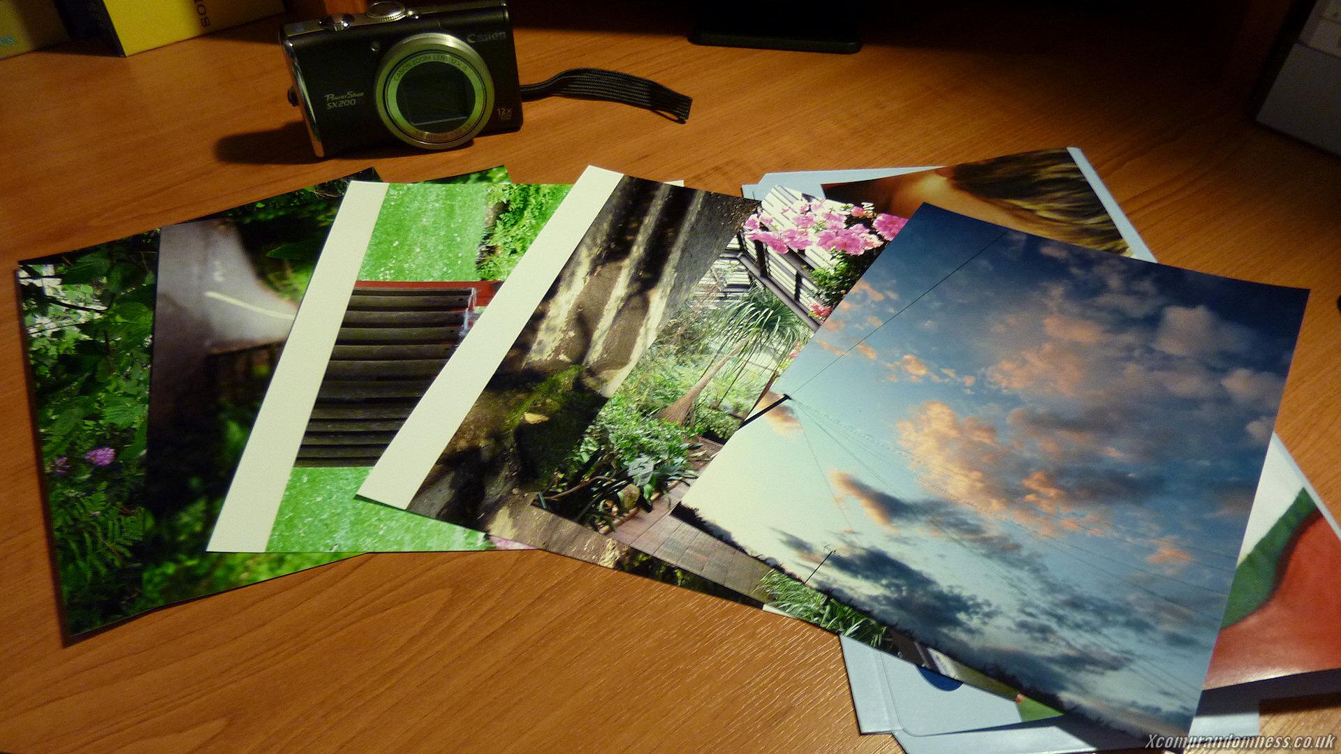 printouts of digital photos - Picture Printouts