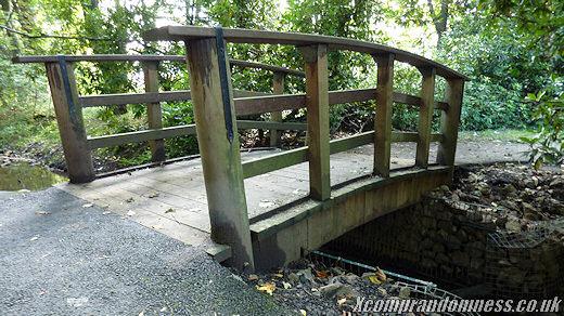 Nanashi bridge - It has no name.