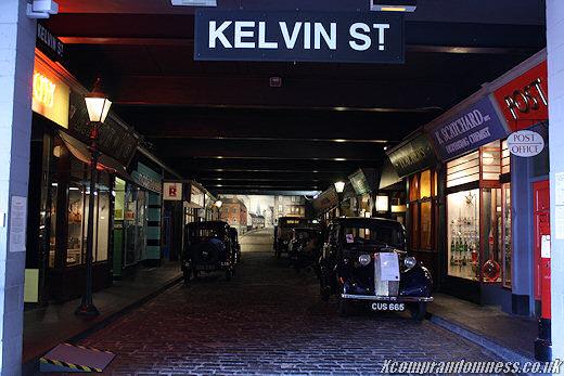 Kelvin St.