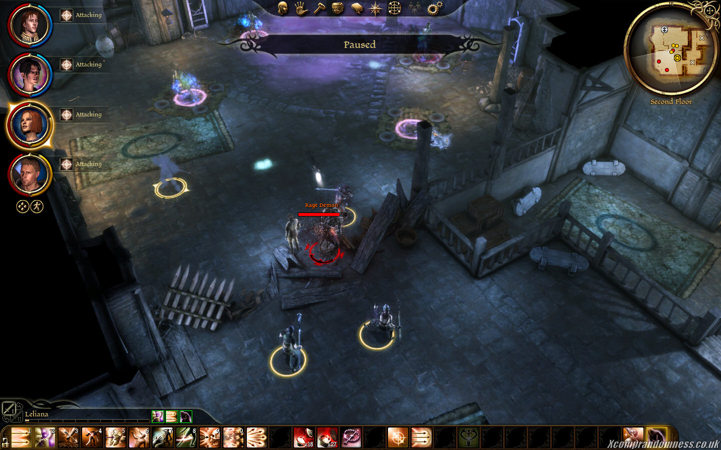 Dragon Age Origins Review | LH Yeung net Blog - AniGames