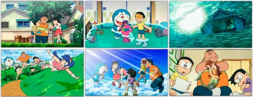 Doraemon Movie 30: Nobitas Great Mermaid Naval Battle