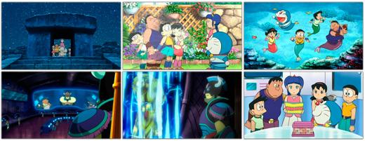 Doraemon Movie 2010 - Nobitas Great Battle of the Mermaid