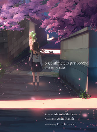 5 Centimetres Per Second - One More Side