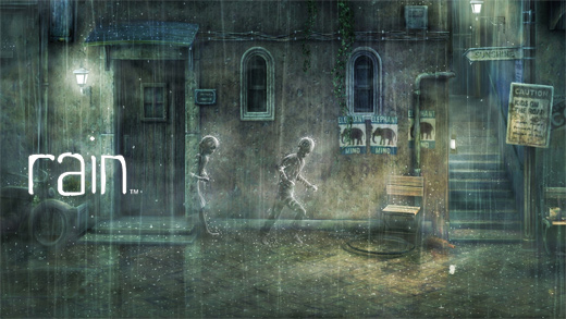 Rain, PS3