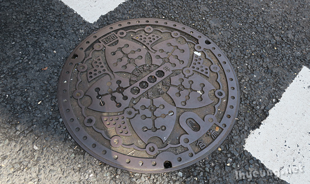Manholes of Shibuya
