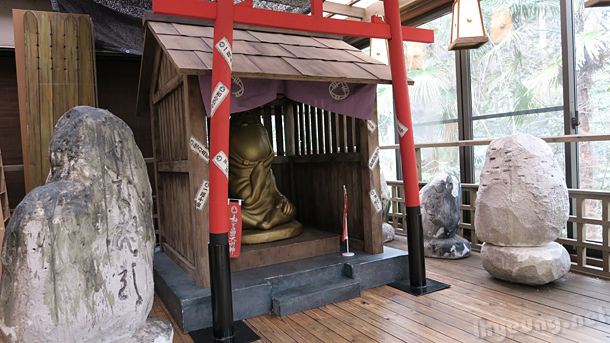 Nezumi Otoko gets a shrine...