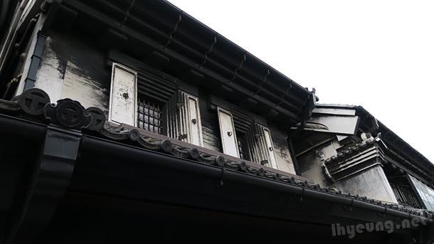 Karazukuri style buildings.