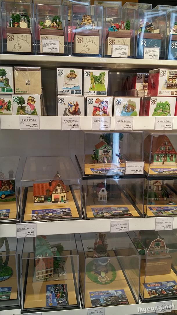 Ghibli miniatures