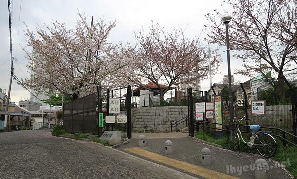 Sanguubashi Park