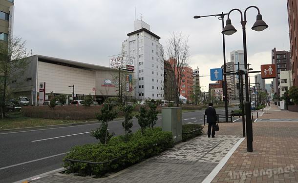 Streets of Yoyogi