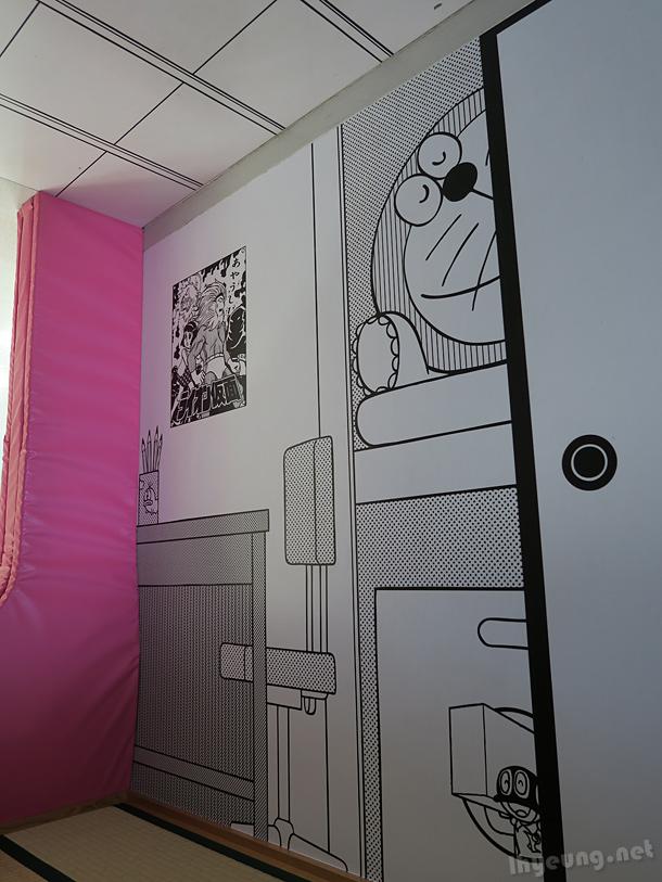 Nobita's room?