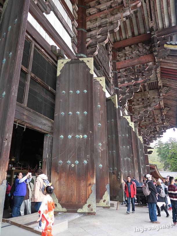 Giant doors