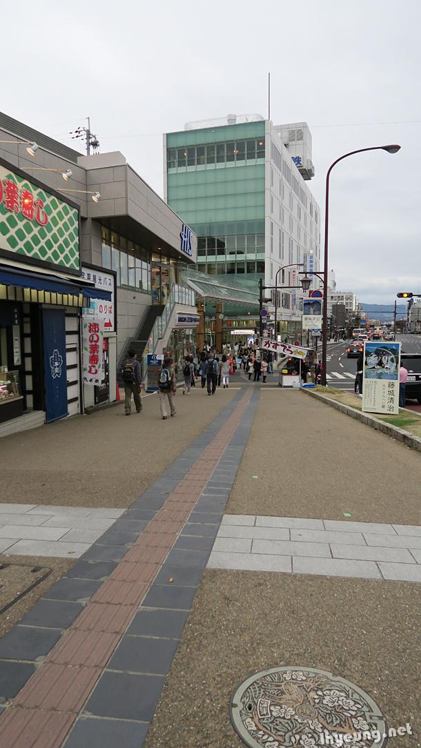 Off to Kintetsu Nara Station