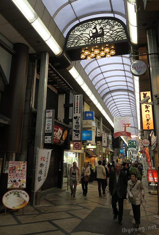 Nara arcade