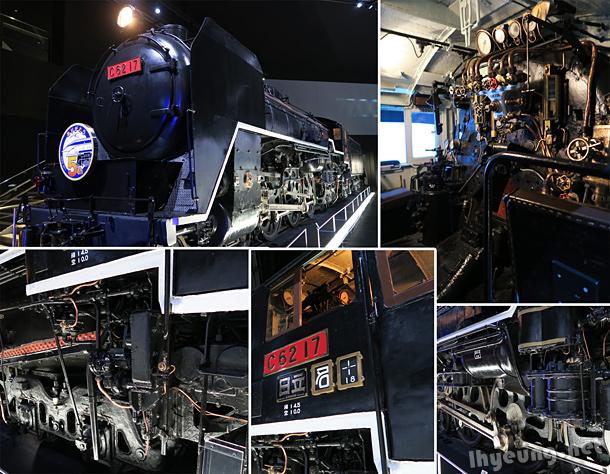 C62 Steam Engine, 1948