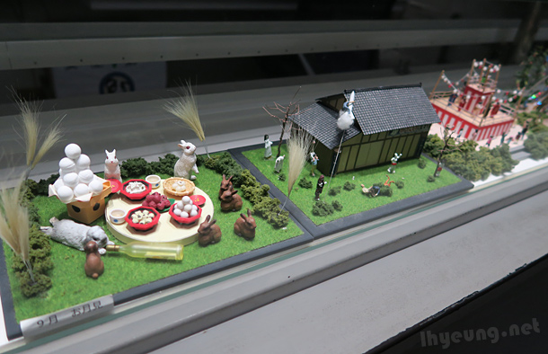 Mini models of festivals?