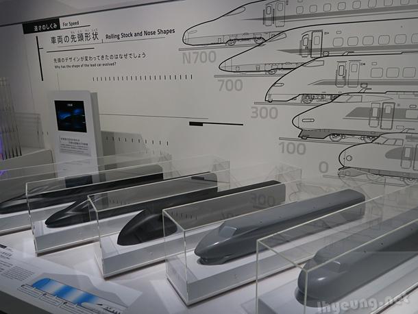 N700 latest shinkansen model.