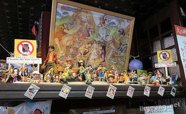 One Piece in Shirakawa