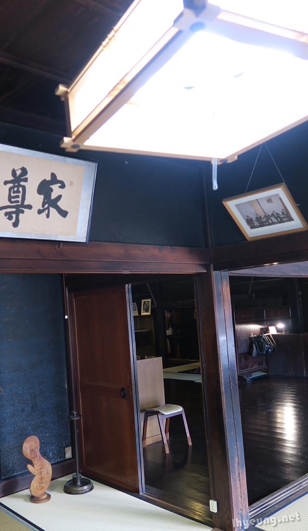Old rural room.