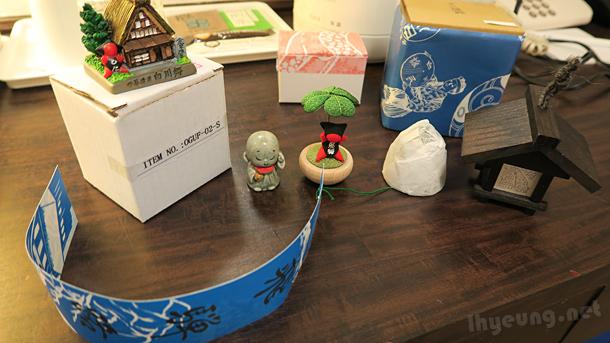 Shirakawa souvenirs