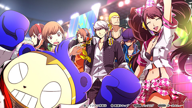 Persona 4 gang are back for the 6th time.