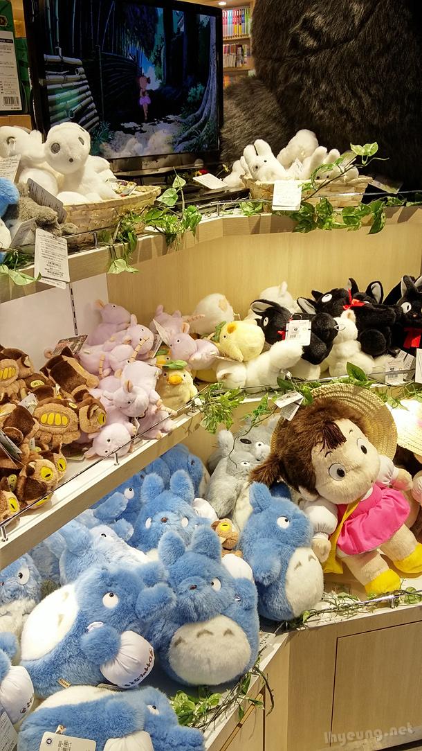Totoro goods.