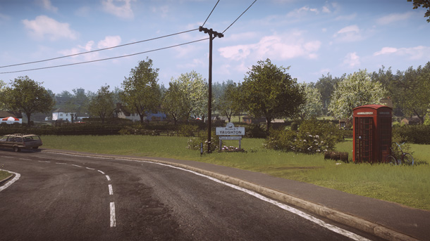 Everybody's Gone to The Rapture in Yaughton