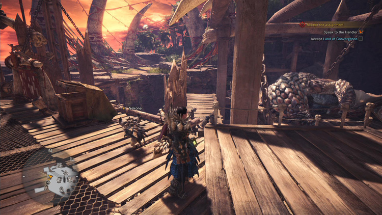 Monster Hunter World Review | LH Yeung net Blog - AniGames