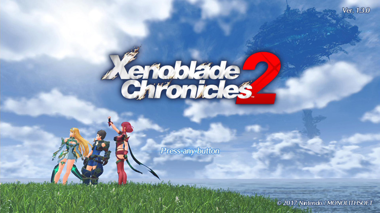 Xenoblade Chronicles 2 Post Game