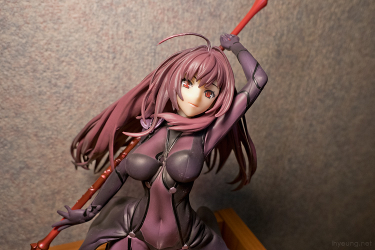 Say hi to Scathach.