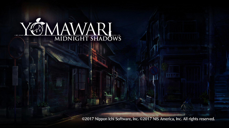 Yomawari the sequel.