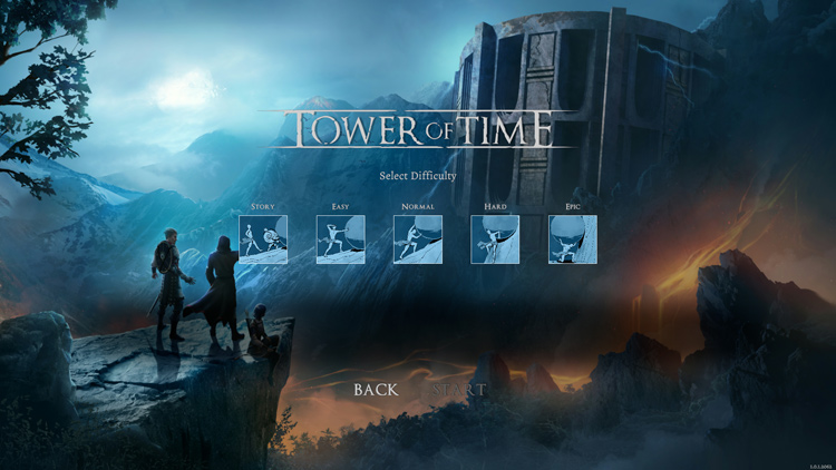 Tower of Time, Event Horizon's Debut Title