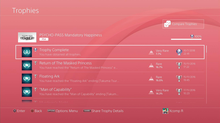 Platinum at last.