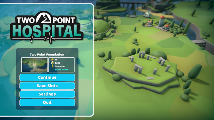 Two Point Hospital - The long awaited spiritual successor to Theme Hospital